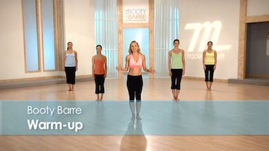 Booty Barre Total New Body: Warm-Up by Tracey Mallett
