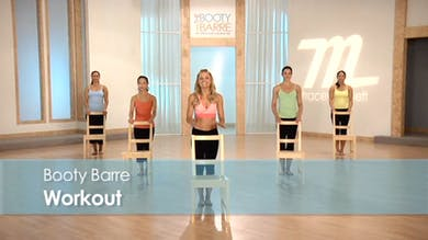 Booty Barre Total New Body: Workout by Tracey Mallett