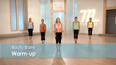 Booty Barre Total New Body: Total Workout by Tracey Mallett