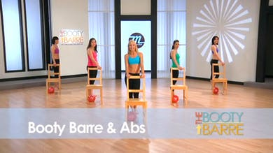 The Booty Barre Plus Abs & Arms: Booty Barre & Abs by Tracey Mallett