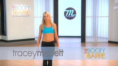 The Booty Barre Plus Abs & Arms: Total Workout by Tracey Mallett