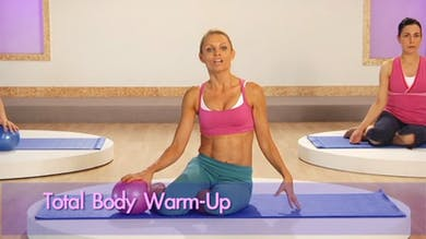 Pilates Super Sculpt: Total Body Warm-up by Tracey Mallett