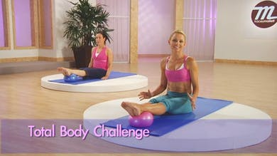 Pilates Super Sculpt: Total Body Challenge by Tracey Mallett