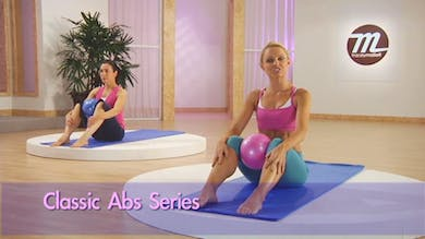 Pilates Super Sculpt: Classic Ab Series by Tracey Mallett