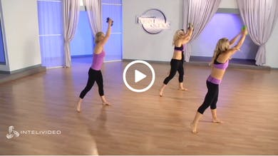Fuse Dance Cardio Melt: Total Toned Body by Tracey Mallett