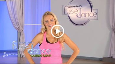 Fuse Dance Cardio Lean: Introduction by Tracey Mallett