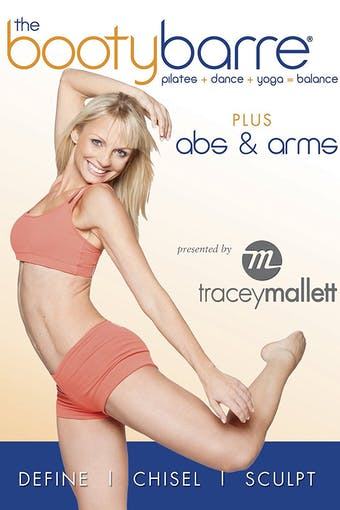 The bootybarre Plus Abs & Arms by Tracey Mallett , powered by Intelivideo