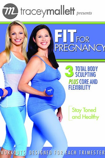 TM - Fit For Pregnancy by Tracey Mallett , powered by Intelivideo