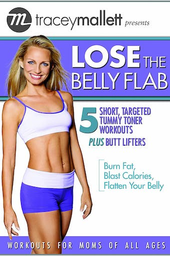 TM - Super Fit Mama - Lose the Belly Flab by Tracey Mallett