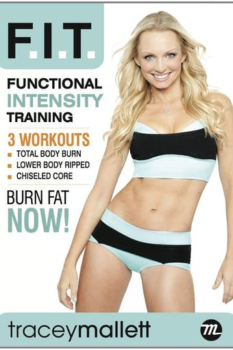 TM - F.I.T. Functional Intensity Training by Tracey Mallett , powered by Intelivideo