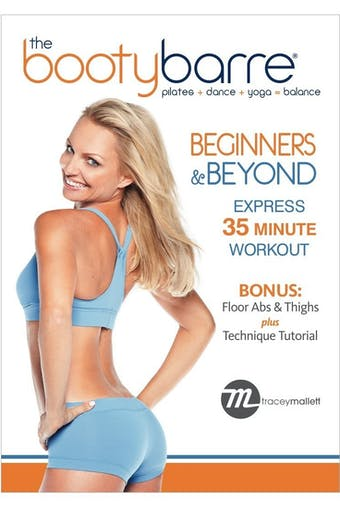 The bootybarre Beginners and Beyond by Tracey Mallett , powered by Intelivideo