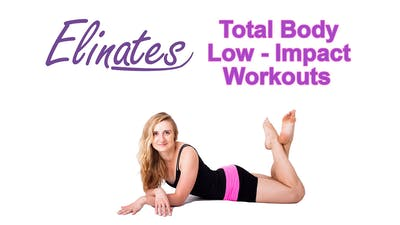 Elinates Low - Impact Total Body Workout System by Elinates