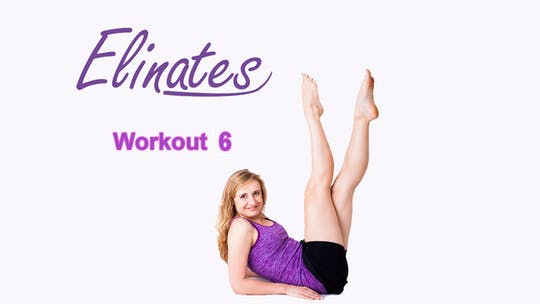 Elinates  6 Total Body Stretching Workout by Elinates