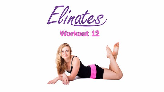Elinates Workout 12 Stretching Workout by Elinates