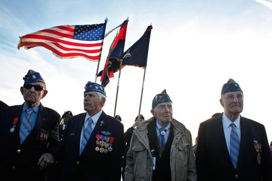 Instant Access to 29th Infantry Division Ceremony on Omaha Beach, June 6, 2014 by World War II Foundation, powered by Intelivideo