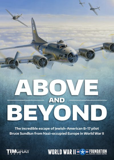 Instant Access to Above and Beyond Trailer by World War II Foundation, powered by Intelivideo