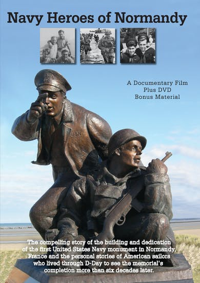 Navy Heroes of Normandy Trailer by World War II Foundation