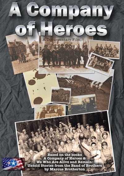Instant Access to A Company of Heroes Trailer by World War II Foundation, powered by Intelivideo