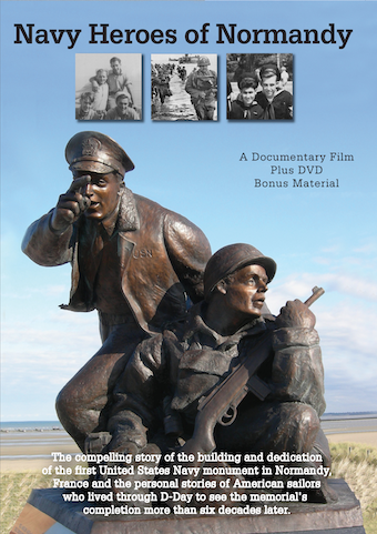 Instant Access to Navy Heroes of Normandy by World War II Foundation, powered by Intelivideo
