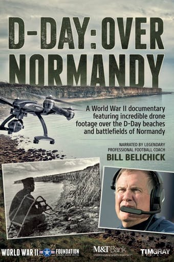 D-Day: Over Normandy by World War II Foundation