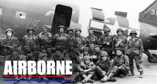 Stories of Paratroopers and Planes by World War II Foundation