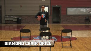 Instant Access to Diamond Chair Drill by Smart Basketball Training, powered by Intelivideo