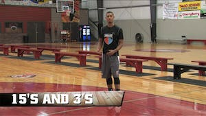15's and 3's by Smart Basketball Training