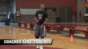 Instant Access to Coaches Line Touches by Smart Basketball Training, powered by Intelivideo