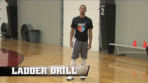 Instant Access to Ladder Drill by Smart Basketball Training, powered by Intelivideo