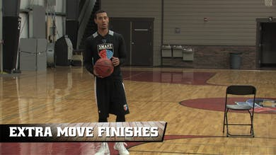 Extra Move Finishes by Smart Basketball Training