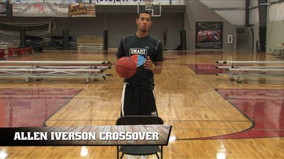 Instant Access to Allen Iverson Crossover by Smart Basketball Training, powered by Intelivideo