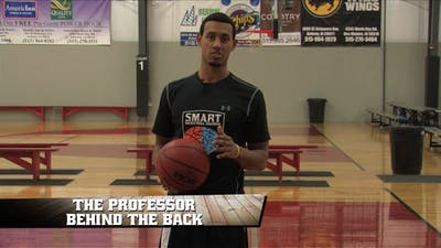 Instant Access to The Professor Behind the Back by Smart Basketball Training, powered by Intelivideo