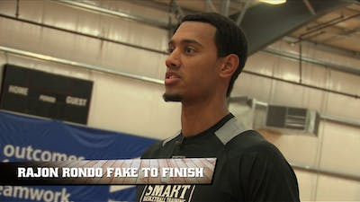 Instant Access to Rajon Rondo Fake to Finish by Smart Basketball Training, powered by Intelivideo