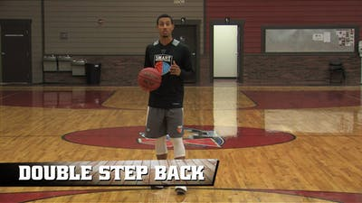 Instant Access to Double Step Back by Smart Basketball Training, powered by Intelivideo
