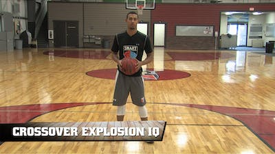 Instant Access to Ball Handling IQ: Crossover Explosion by Smart Basketball Training, powered by Intelivideo