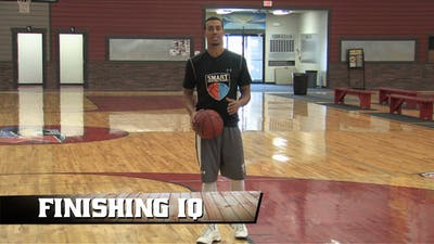 Instant Access to Finishing IQ by Smart Basketball Training, powered by Intelivideo