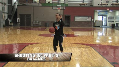 Shooting IQ Part 2: Balance by Smart Basketball Training