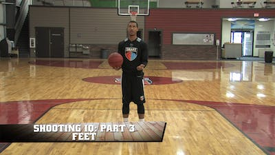 Instant Access to Shooting IQ Part 3: Feet by Smart Basketball Training, powered by Intelivideo