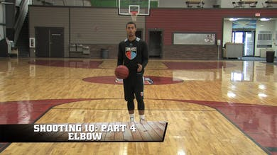 Shooting IQ Part 4: Elbow by Smart Basketball Training