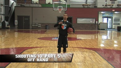 Shooting IQ Part 5: Off Hand by Smart Basketball Training