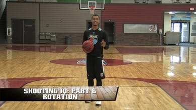 Shooting IQ Part 6: Rotation by Smart Basketball Training
