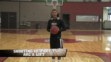Shooting IQ Part 7: Arc & Lift by Smart Basketball Training