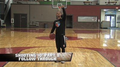 Shooting IQ Part 8: Follow Through by Smart Basketball Training