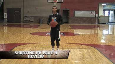 Shooting IQ Part 9: Review by Smart Basketball Training