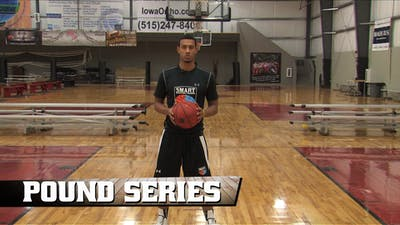 Instant Access to Pound Series by Smart Basketball Training, powered by Intelivideo