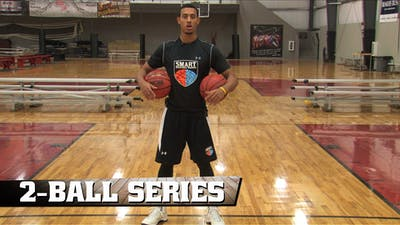 Instant Access to 2 Ball Series by Smart Basketball Training, powered by Intelivideo