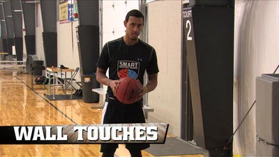 Wall Touches by Smart Basketball Training