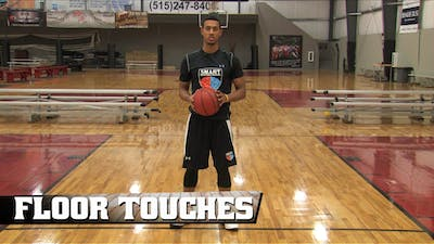 Instant Access to Floor Touches by Smart Basketball Training, powered by Intelivideo