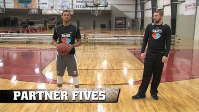 Partner Fives by Smart Basketball Training