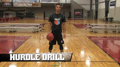 Hurdle Drill by Smart Basketball Training